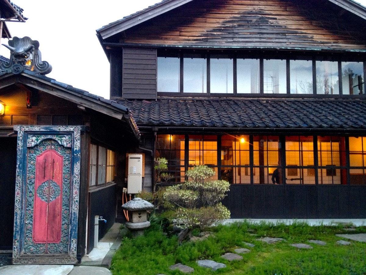Japanese restaurant Kurage ga kumoni naru hi