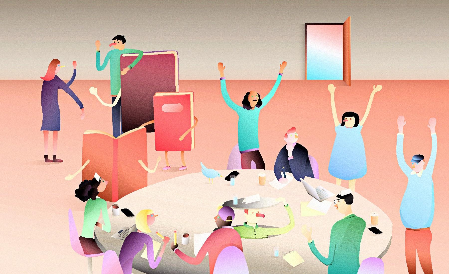 6 Ways To Kick Off A Meeting