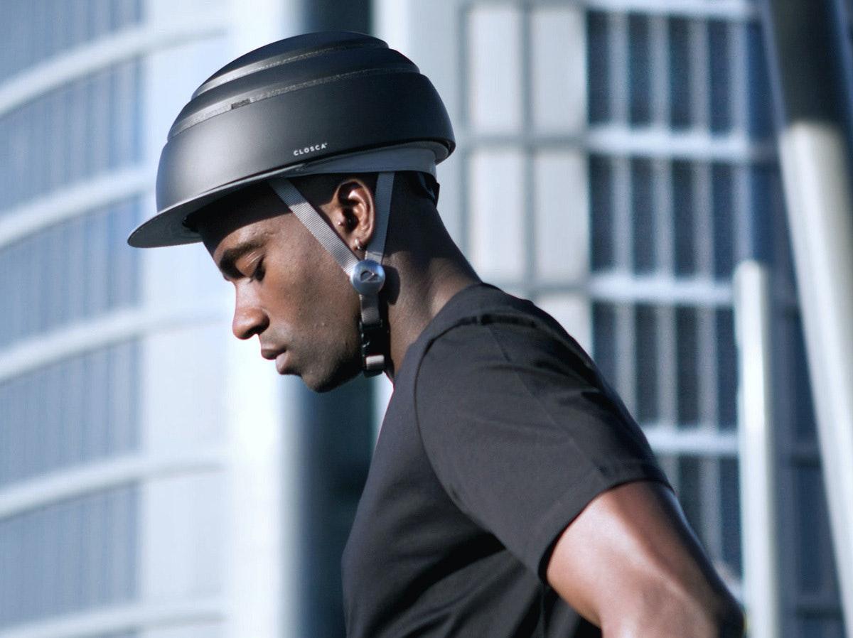Closca Fuga Portable Helmet Him
