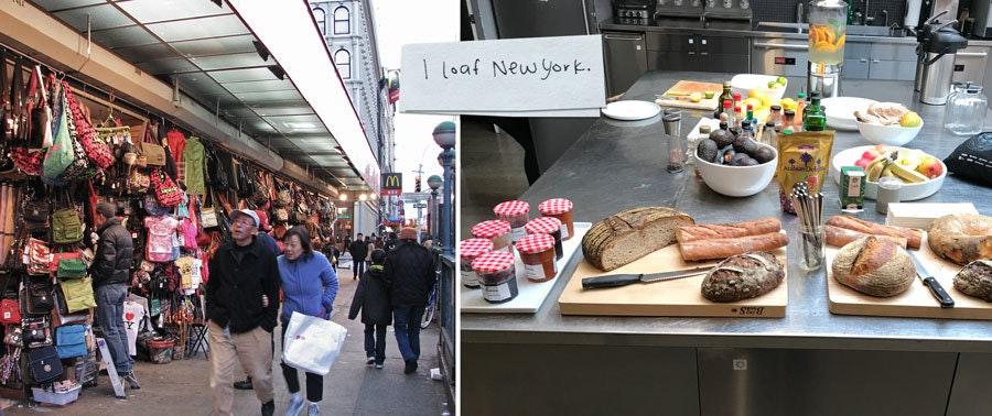 Ditl 5 I Loaf New York