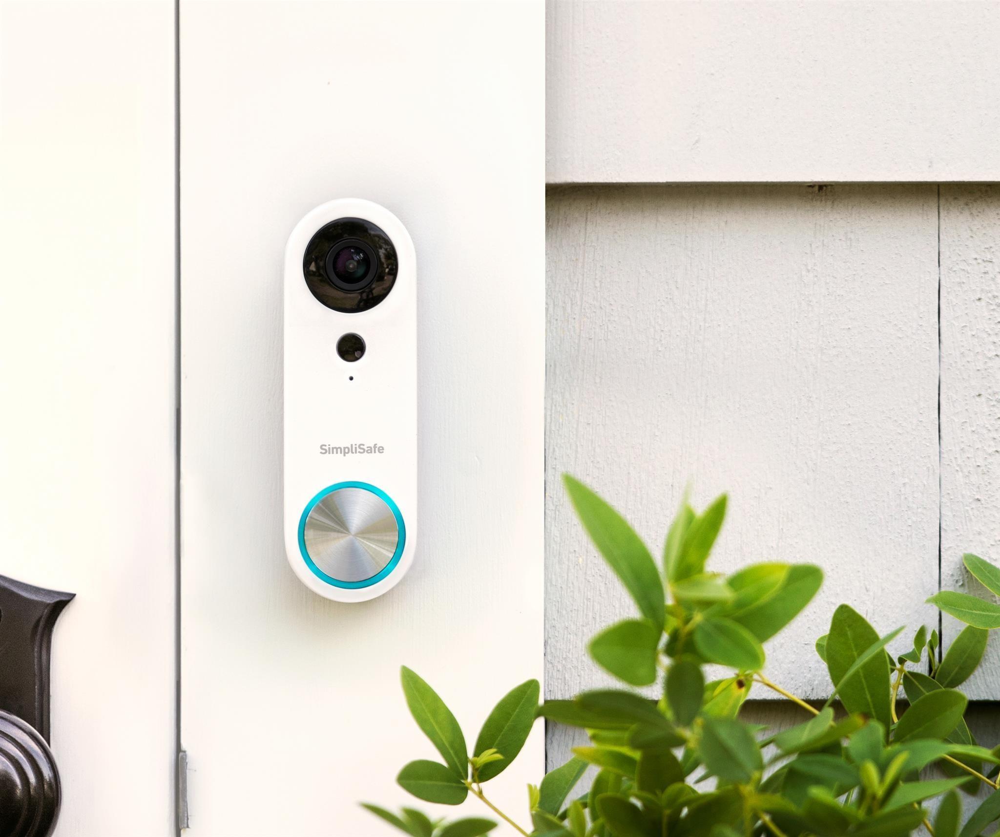 Simplisafe Doorbell 3