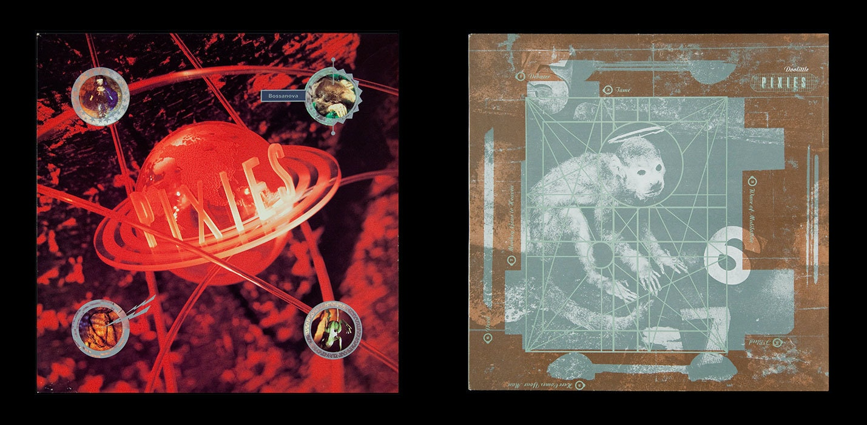 Vaughan Oliver Pixies