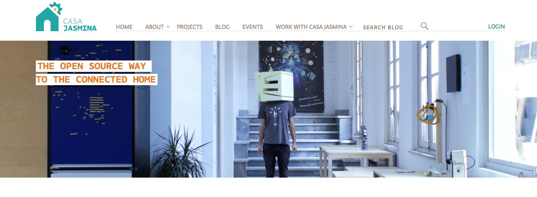 Casa Jasmina Screenshot