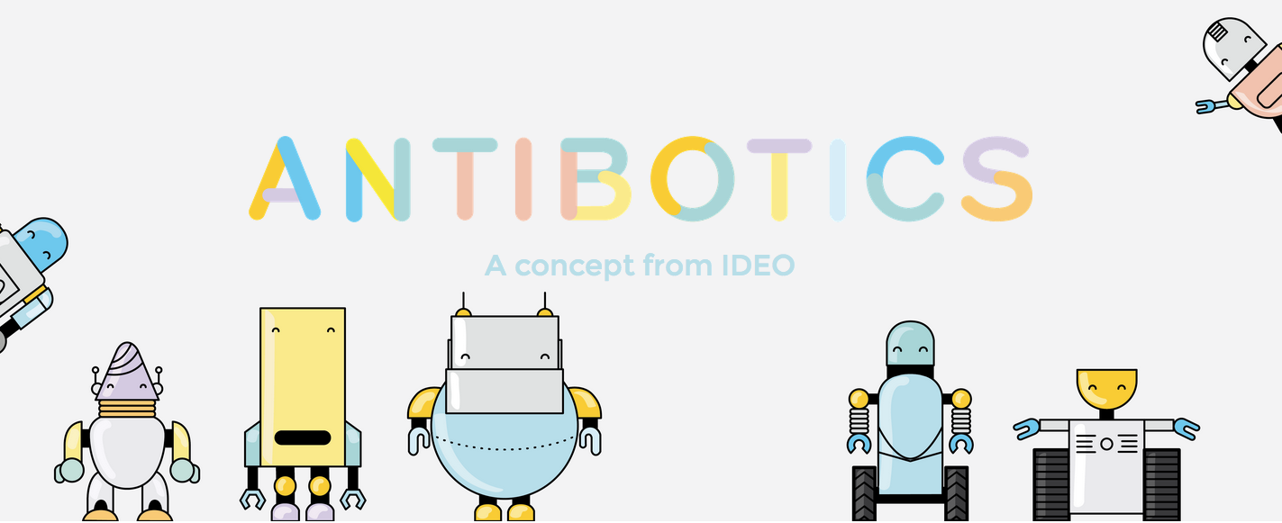Introducing the Antibotics