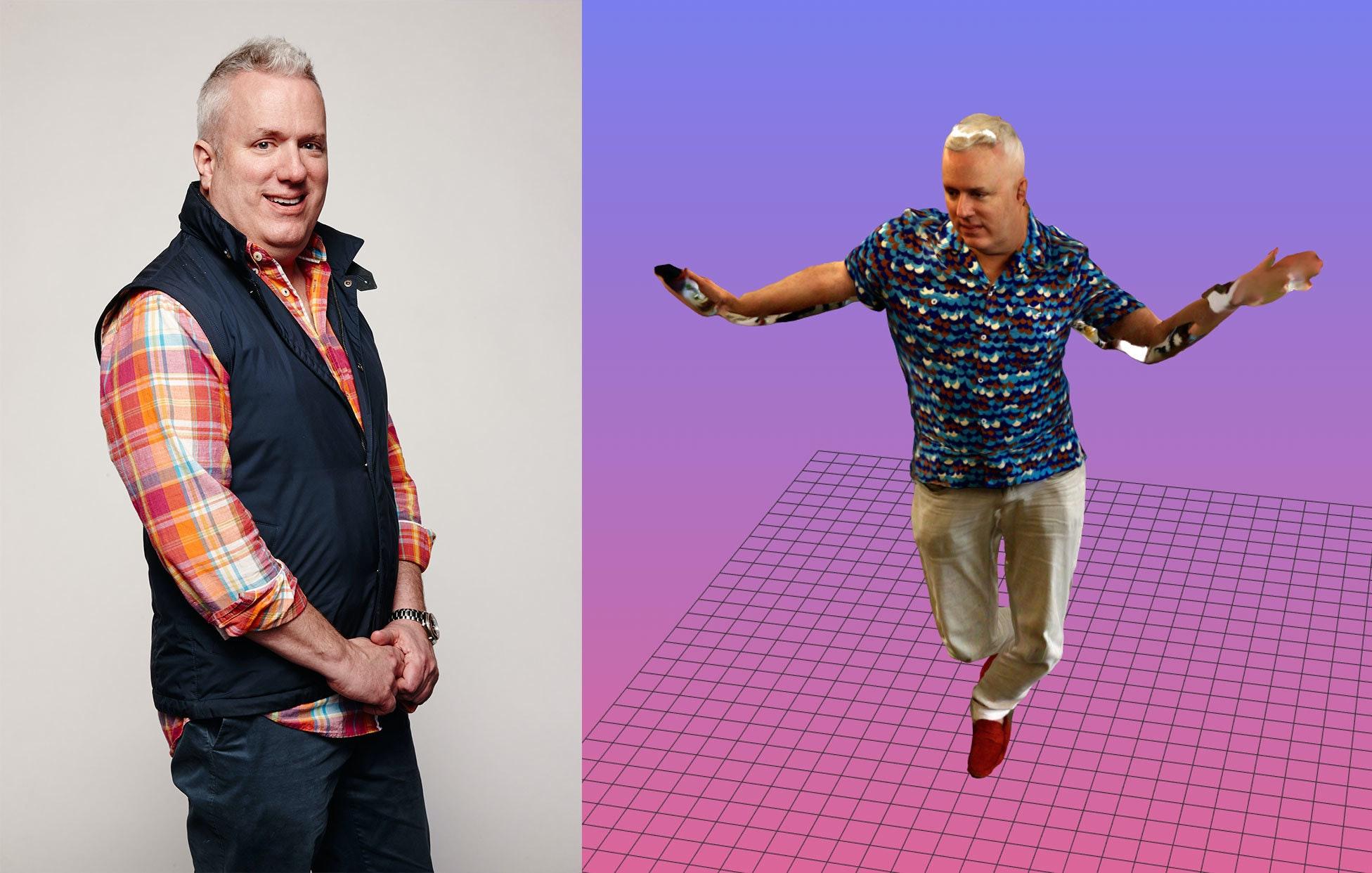 Tom Eich Dancing
