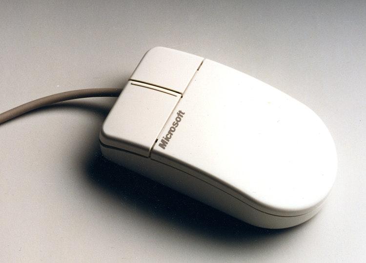 Microsoft Mouse 2 D58