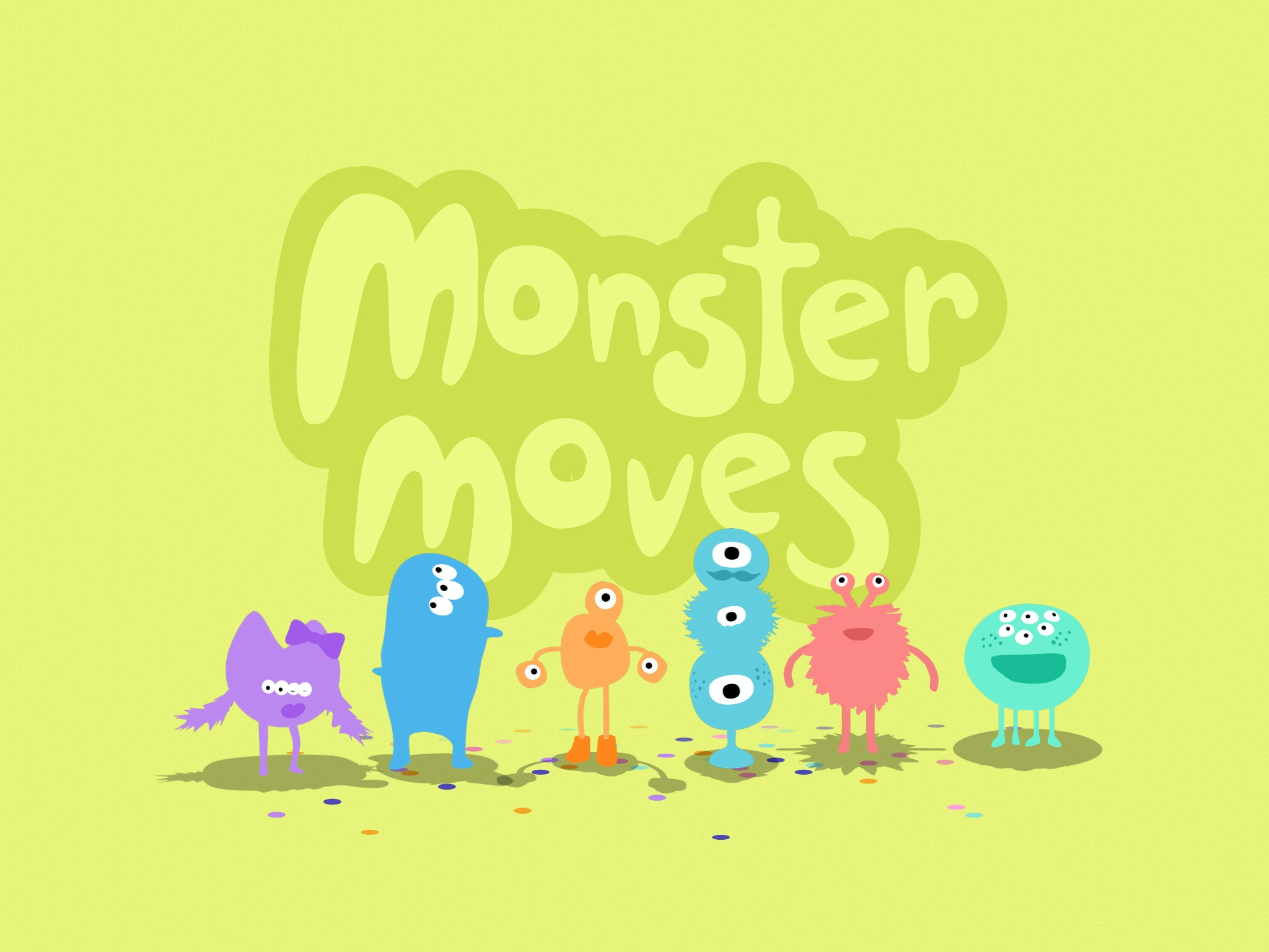 Monster Moves Big