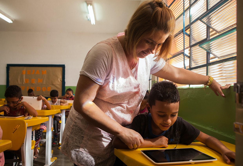 Teachers Can Easily Glance On Kid S Progress