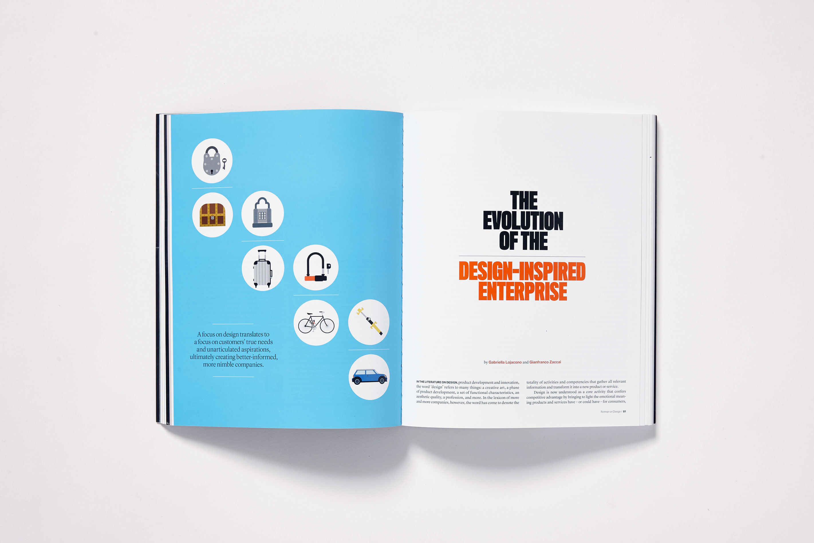 Design Kit open