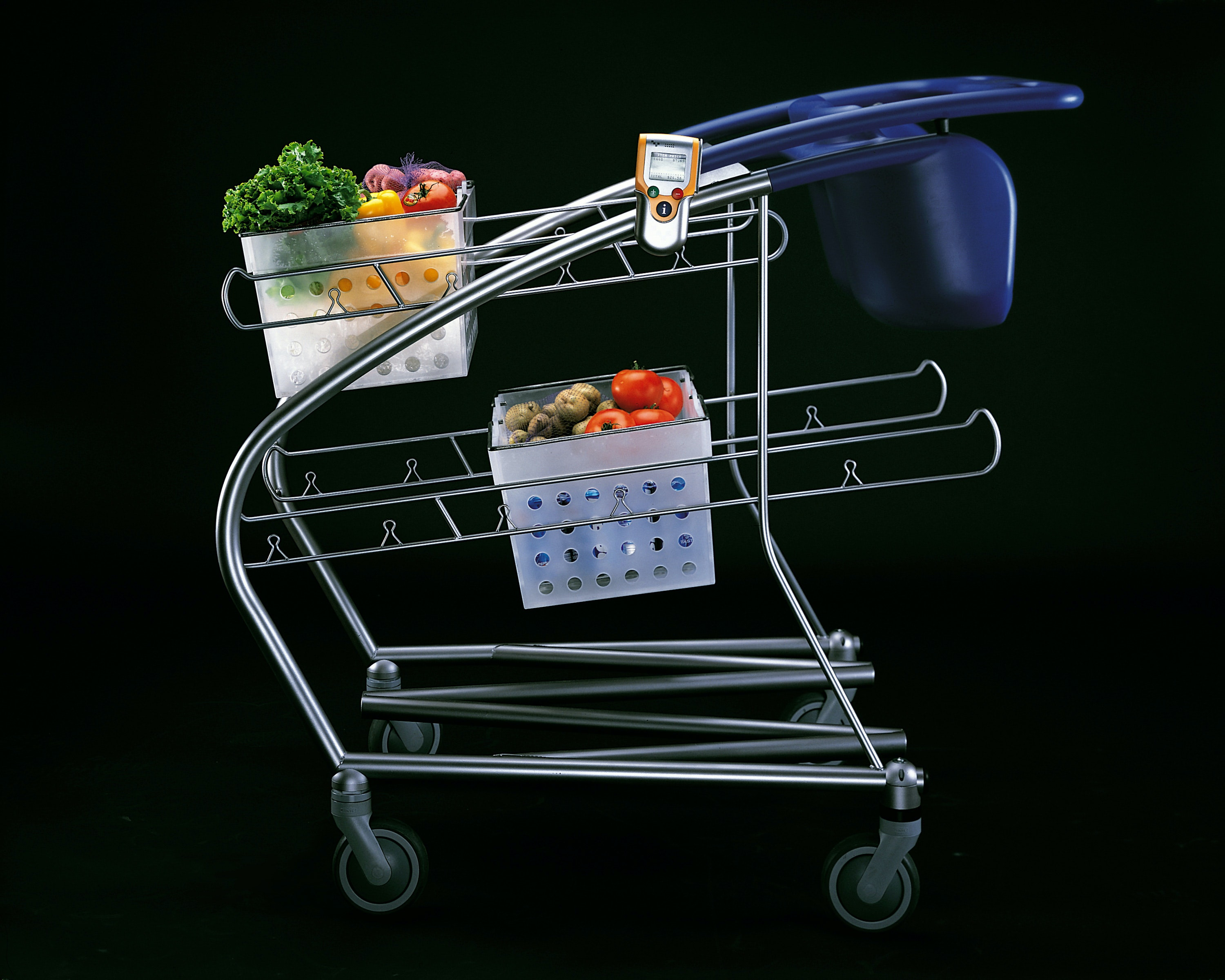 The famous IDEO shopping cart - et moi | ExperiencePoint's D… | Flickr