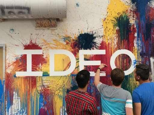 ideo is a global design and innovation company